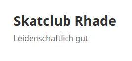 Skatclub Rhade