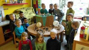 Die Raiffeisen Lembeck hat den Kindern  85 Schleich-Tiere geschenkt!  VIELEN DANK !!!